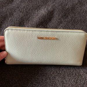 Michael Kors Large Leather Wallet